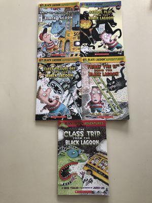 Black Lagoon Adventures Kids - 5 Book Set for Sale in Ashburn, VA
