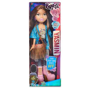 Big Bratz Yasmin Poetry Princess Doll Your Own BFF Large 24 Inch for Sale in San Antonio, TX