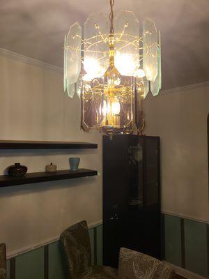 Chandelier light fixture for Sale in Brooklyn, NY