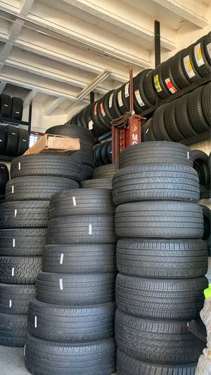 Tires for sale ( come to me ) or ( i come to you ) for Sale in Miami, FL
