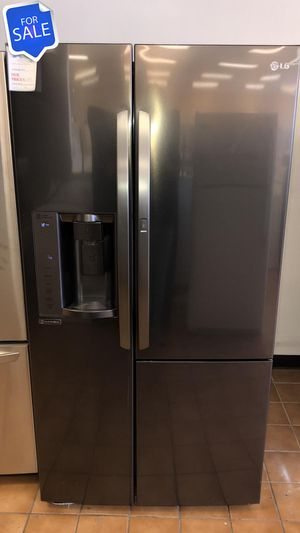 NO CREDIT!! LG CONTACT TODAY! Refrigerator Fridge Works Perfect #1469 for Sale in Pasadena, MD