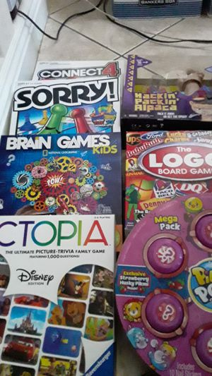 Board games for sale...VGC $5-$15 for Sale in Henderson, NV