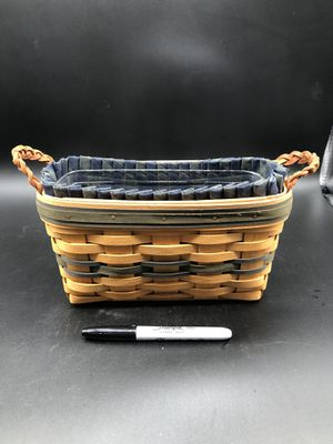 1997 Collectors Club Longaberger Basket for Sale in West Mansfield, OH