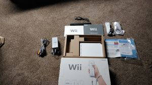 Nintendo Wii system for Sale in Glen Burnie, MD