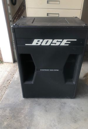Bose subwoofer for Sale in Brentwood, TN