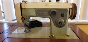 Sears Kenmore Sewing Machine with Wooden Table for Sale in Virginia Gardens, FL