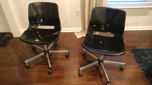 Office chairs and desk surface for Sale in Oakton, VA