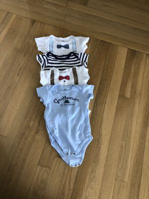 Baby boys outfits size 3-6m for Sale in North Miami Beach, FL