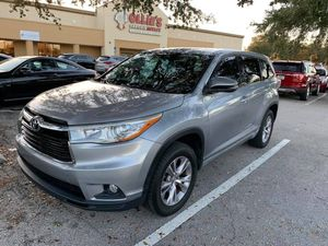 2015 Toyota Highlander for Sale in Jacksonville, FL