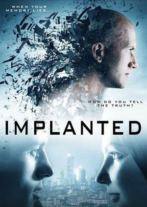 IMPLANTED DVD. Ship only🚚 for Sale in Dyersburg, TN