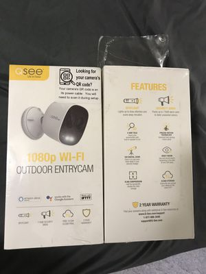Outdoor camera for Sale in Albemarle, NC