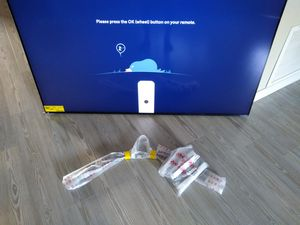 Lg 65 inch nano cell 8 series comes with everything needed stand remote and owners manual for Sale in Orlando, FL