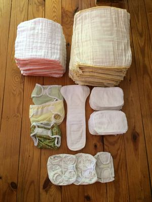 Cloth Diapers for Sale in Charles Town, WV