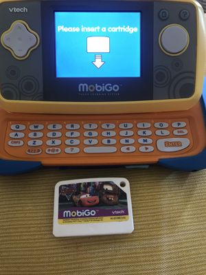 Mobigo with cars game for Sale in Perris, CA
