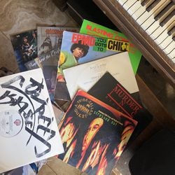 Vinyl recordsL PMurder Inc. tribe called quest prince hip-hop And Making beats.. for Sale in Scottsdale,  AZ