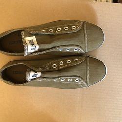 Converse CT Slim Slip / Olive Size 10 for Sale in Chicago,  IL