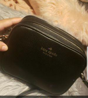 Original Kate Spade Black Mulberry Street Pyper Leather Crossbody Bag for Sale in La Vergne, TN