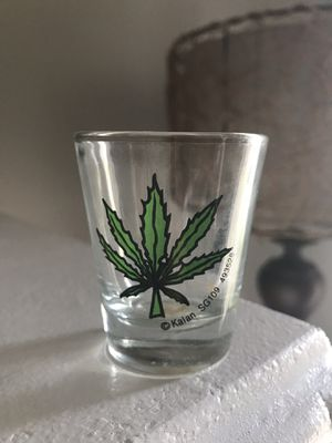 Weed Shot Glass for Sale in San Antonio, TX