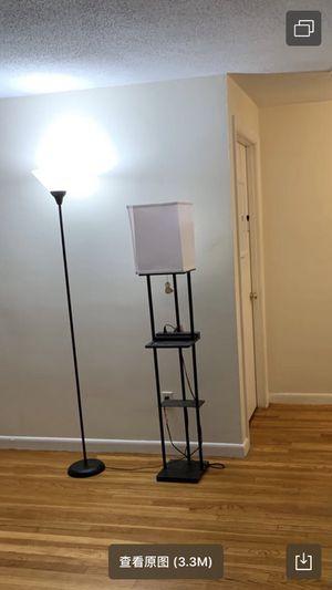 Boston three floor lamps for Sale in Malden, MA
