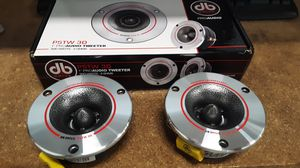 "NEW! DB Drive 1"" pro Audio tweeters for Sale in East York, PA"
