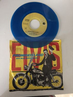 Elvis. Blue Suede Shoes, Promised Land for Sale in Miami, FL