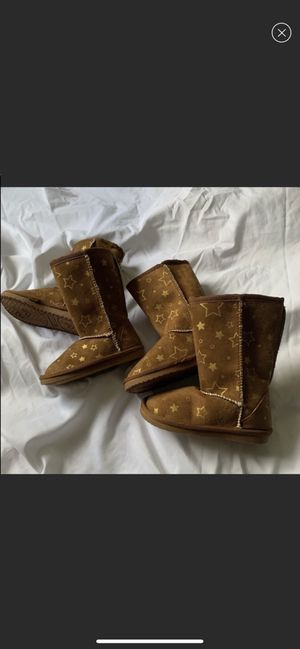 Baby Girl Star Boots- 2 pairs for Sale in PA, US