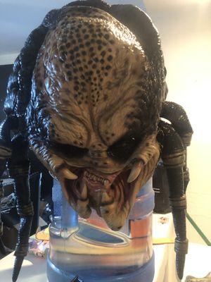 Predator 2-piece mask...great condition, crowd pleaser :) for Sale in Phoenix, AZ