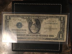 1935 US silver certificate for Sale in Dublin, OH