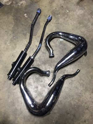 Yamaha Banshee Toomey pipes for Sale in Whittier, CA