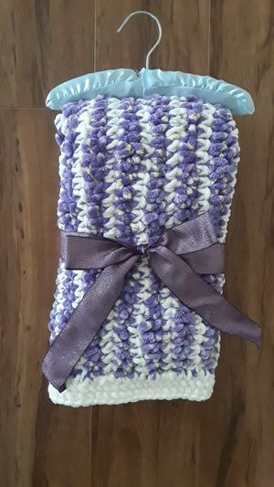 Baby blanket hand made new. for Sale in Riverside, CA