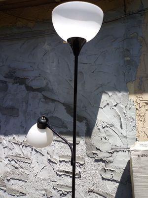 Standing floor lamp for Sale in Tampa, FL