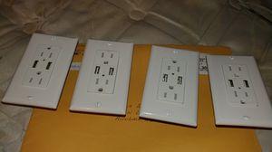 USB. GFCI. $$ 15. Each for Sale in Avondale, AZ