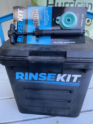 RinseKit with pump never used! for Sale in Hilo, HI