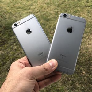 Two iPhone 6s Unlocked works for Any Company and overseas international any country. great condition works perfect . No scratches or cracks. for Sale in Ridgewood, NJ