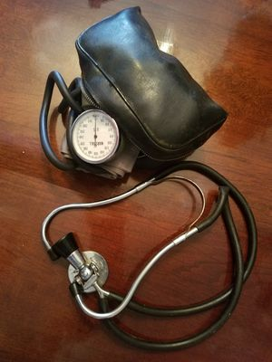 Blood pressure cuff for Sale in Huntington, IN
