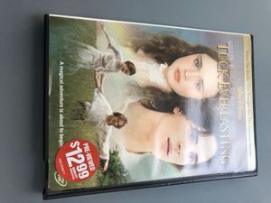 Tuck Everlasting on DVD for Sale in Houston, TX