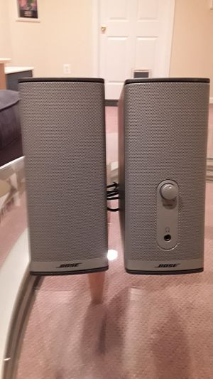 Bose Companion Series 2 Multimedia Speakers for Sale in Columbia, MD