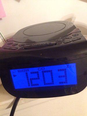 Radio CD player / clock for Sale in Philadelphia, PA