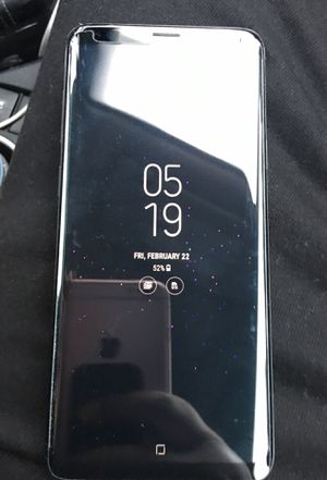 Samsung S9+ perfect congratulation, unlocked call me for price...{contact info removed} for Sale in Silver Spring, MD
