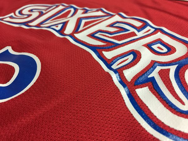 Champion Allen Iverson Philadelphia Sixers Jersey