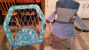 Camping chairs for Sale in Clarksville, TN