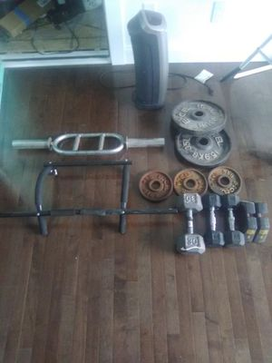 Home Gym Supplies for Sale in Gainesville, GA