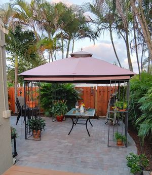 Sunjoy 10X10 gazebo for Sale in Boca Raton, FL