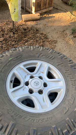 Toyota 4runner wheels for Sale in Eastvale, CA