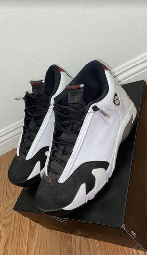 Jordan 14 Black toe for Sale in Rancho Cucamonga, CA