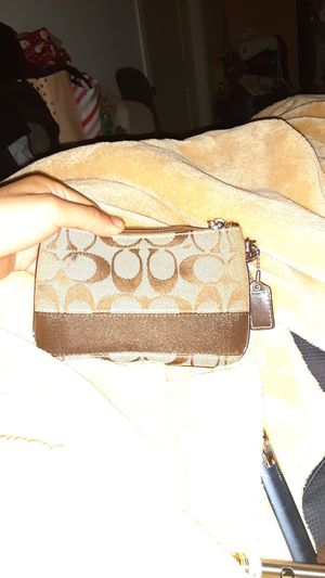 Coach girl bag never realy used it for Sale in Santa Ana, CA