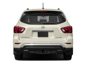 2017-2019 Nissan pathfinder rear bumper for Sale in Perris, CA