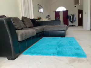 Comfy Fluffy Soft Area Rugs for Living Room Bedroom Dining Room Silky Smooth Anti-Skid Decorative Floor Rugs 4' × 5.3' feet for Sale in Rancho Cucamonga, CA