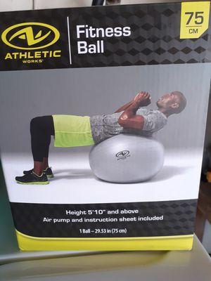 Yoga ball for Sale in Santa Maria, CA