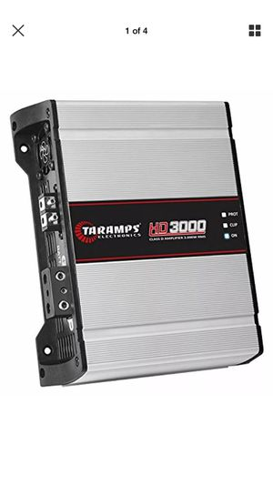 Taramps 3000 HD for Sale in Durham, NC